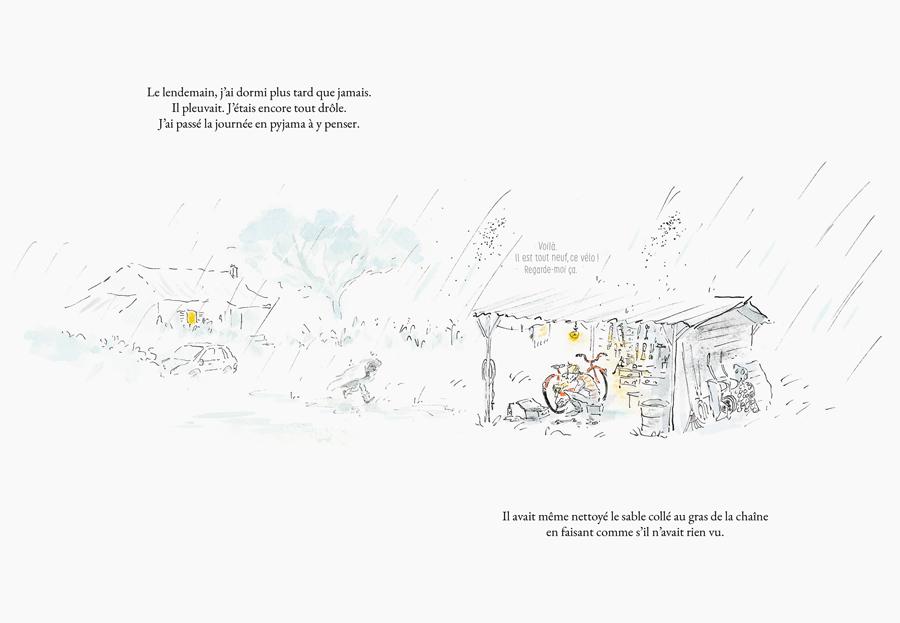 """Extrait de l'album """"Esther Andersen"""" de Timothée de Fombelle et Irène Bonacina paru chez Gallimard Jeunesse en 2021"""