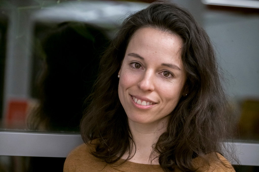 Portrait d'Irène Bonacina par Séverine Fernandes, ville de Malakoff, 2020